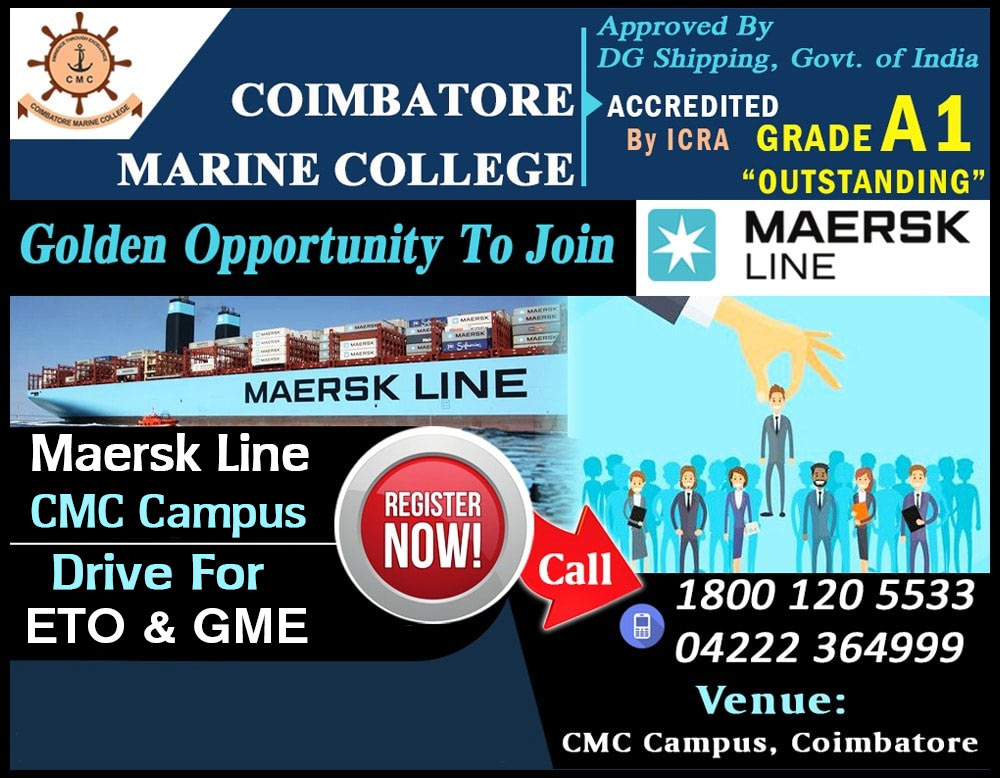 IMU CET 2019 - All India MERCHANT NAVY Online Entrance 2019 | IMUCET